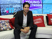 Adam Rodriguez visits Young Hollywood Studio on June 22 2015 in Los Angeles California
