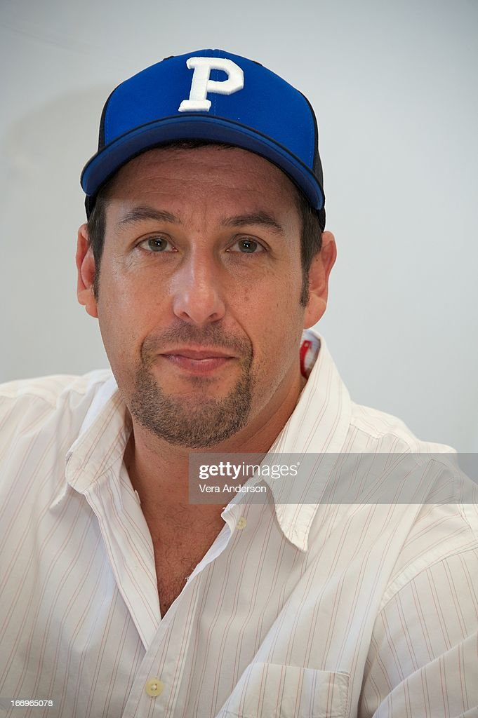 <a gi-track='captionPersonalityLinkClicked' href=/galleries/search?phrase=Adam+Sandler&family=editorial&specificpeople=202205 ng-click='$event.stopPropagation()'>Adam Sandler</a> at the 'Grown Ups 2' Press Junket on April 18, 2013 in Cancun, Mexico.