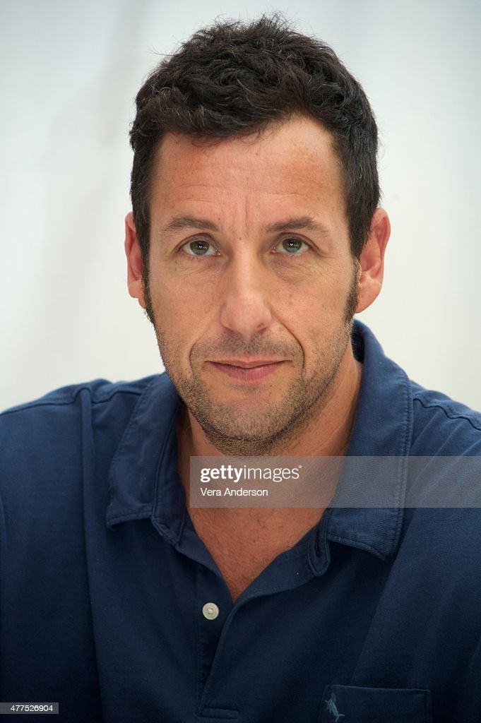 Adam Sandler on location on June 15, 2015 in Cancun, Mexico. Show more
