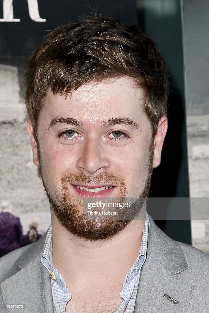 Adam Scarimbolo attends the premiere of 'After' at Laemmle NoHo 7 on August 15, 2014 in North Hollywood, California.