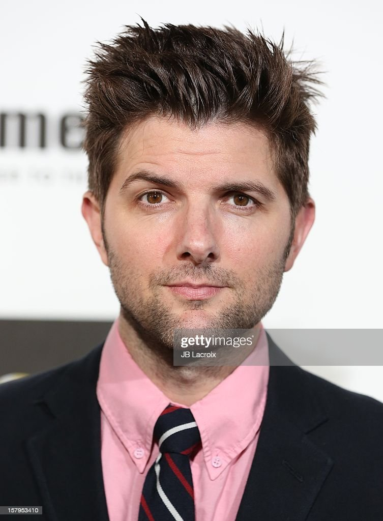 Adam Scott attends the Spike TV's 10th Annual Video Game Awards at Sony Studios on December 7, 2012 in Los Angeles, California.