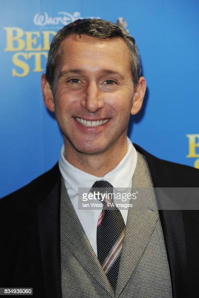 Adam Shankman arrives at the premiere of Bedtime Stories at the Odeon cinema in Kensington central London