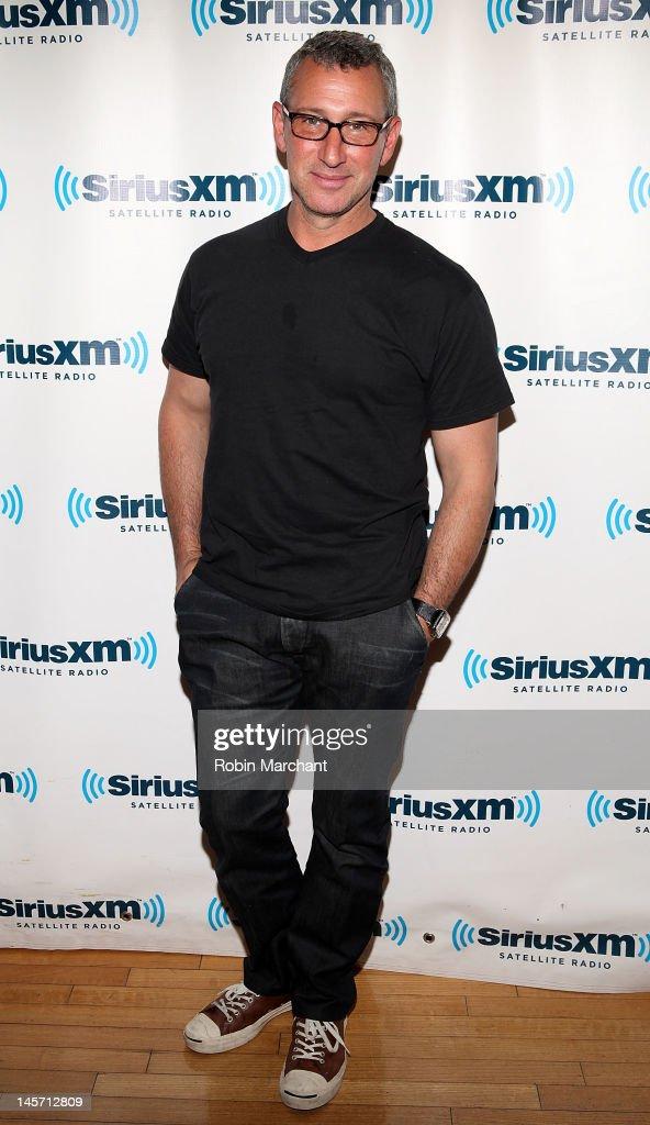 Celebrities Visit Sirius XM Studio