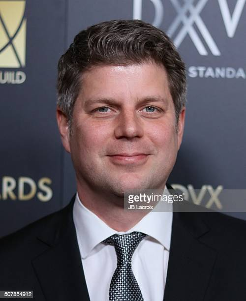 Adam Stockhausen attends the Art Directors Guild 20th Annual Excellence in Production Awards at The Beverly Hilton Hotel on January 31 2016 in...