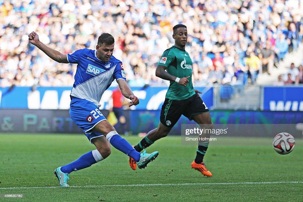 1899 Hoffenheim v FC Schalke 04 - Bundesliga
