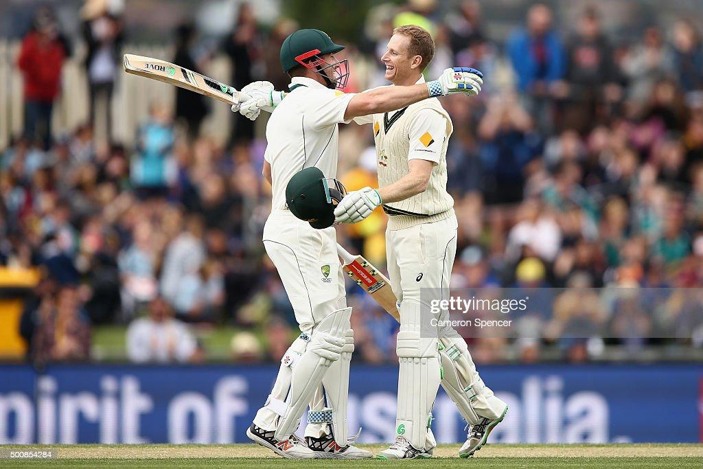 Australia v West Indies - 1st Test: Day 2
