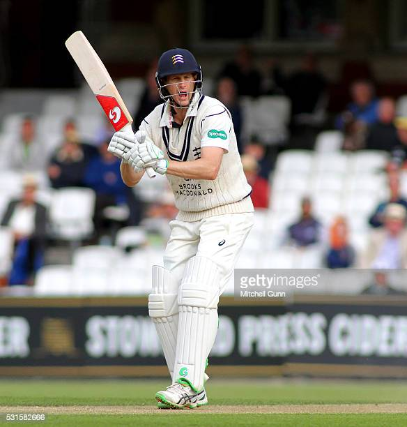 Adam Voges of Middlesex during the Specsavers County Championship Division One match between Surrey and Middlesex at the Kia Oval Cricket Ground on...