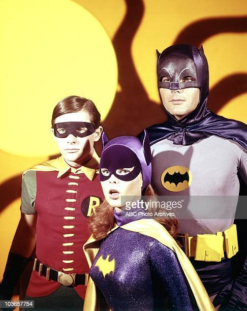 BATMAN 'Adam West Burt Ward Gallery' Shoot date in 1966 BURT