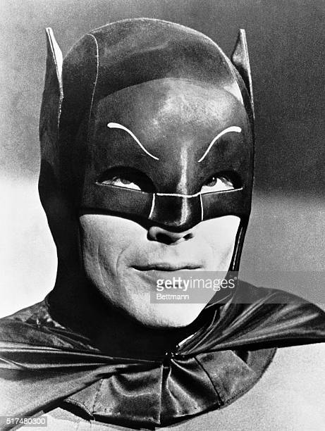 Adam West stars as the Caped Crusader when 'Batman' begins another season this fall on ABCTV in color Thursdays 730800 pm EDT Undated publicity still