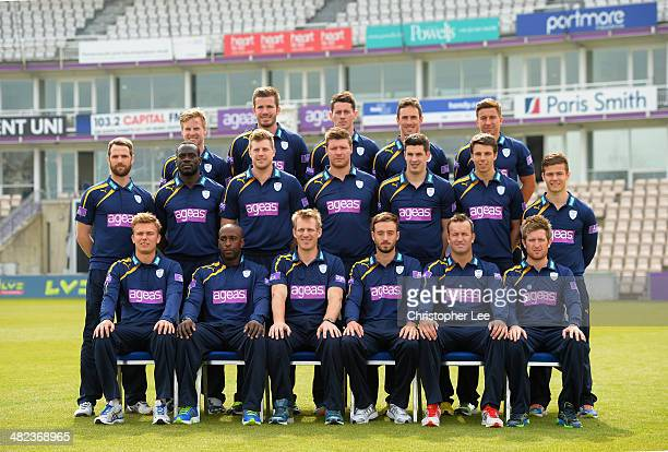 Adam Wheater Joe Gatting William Smith Sean Terry Michael Bates Tom Barber Ruel Brathwaite David Balcombe James Tomlinson Christopher Wood Matthew...