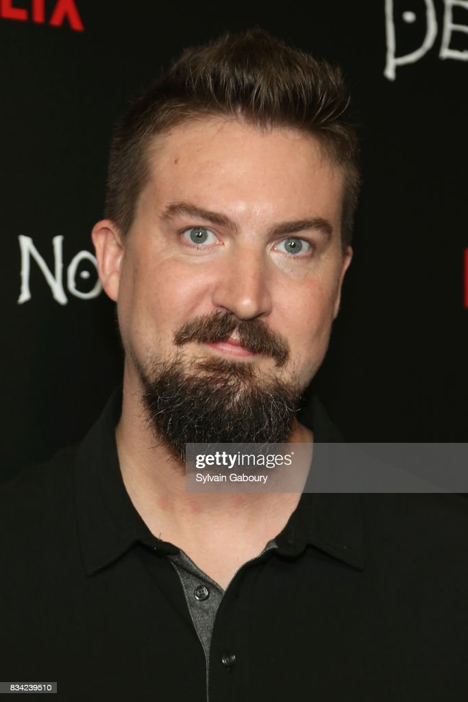 Adam Wingard attends 'Death Note' New York Premiere at AMC Loews Lincoln Square 13 theater on August 17, 2017 in New York City.