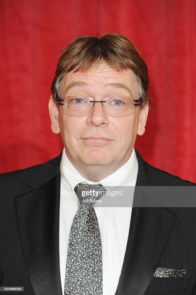 Adam Woodyatt attends the British Soap Awards 2016 at Hackney Empire on May 28, 2016 in London, England.