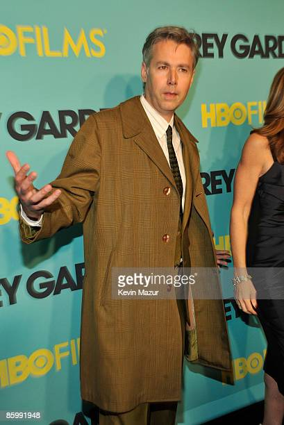 Adam Yauch attends HBO films presents 'Grey Gardens' New York premiere at the Ziegfeld Theater on April 14 2009 in New York City