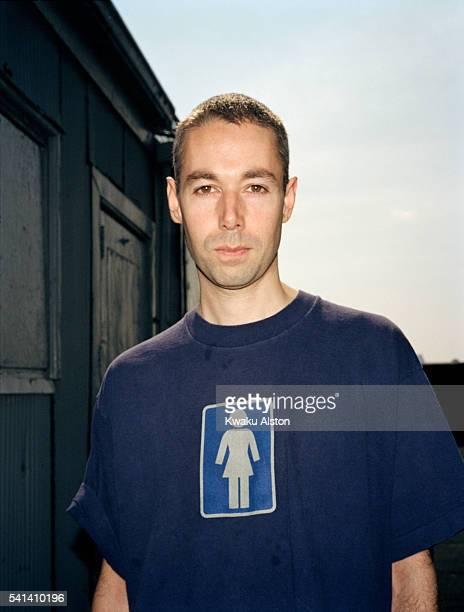Adam Yauch of Beastie Boys, circa 1995.
