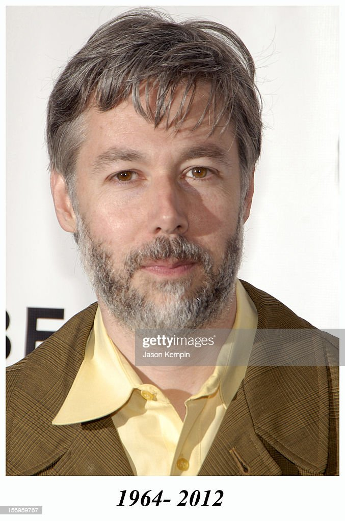 Adam Yauch of the Beastie Boys during 5th Annual Tribeca Film Festival 'Mini's First Time' Premiere at Schimmel Center ion May 1 2006 in New York...