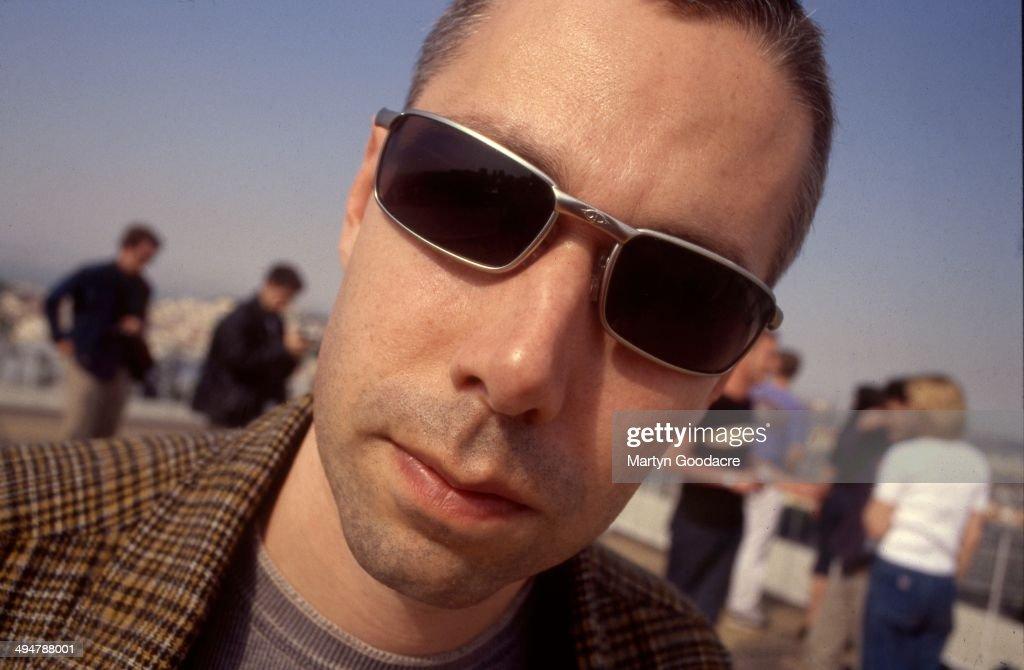 Adam Yauch of the Beastie Boys portrait Portugal 1998