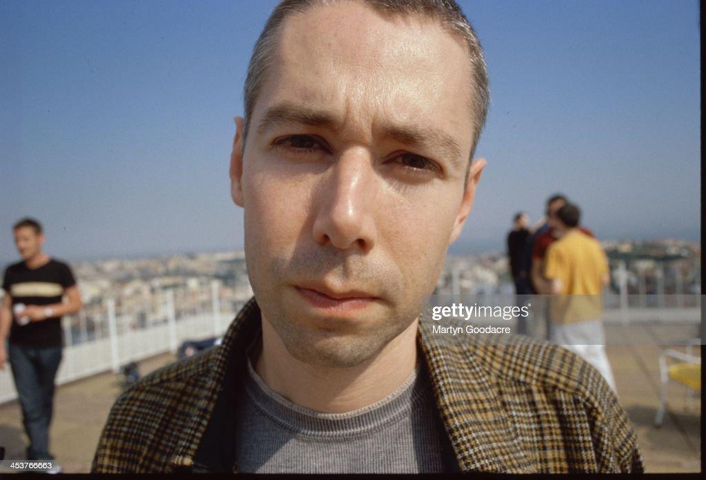 Adam Yauch of the Beatie Boys portrait Portugal 1998