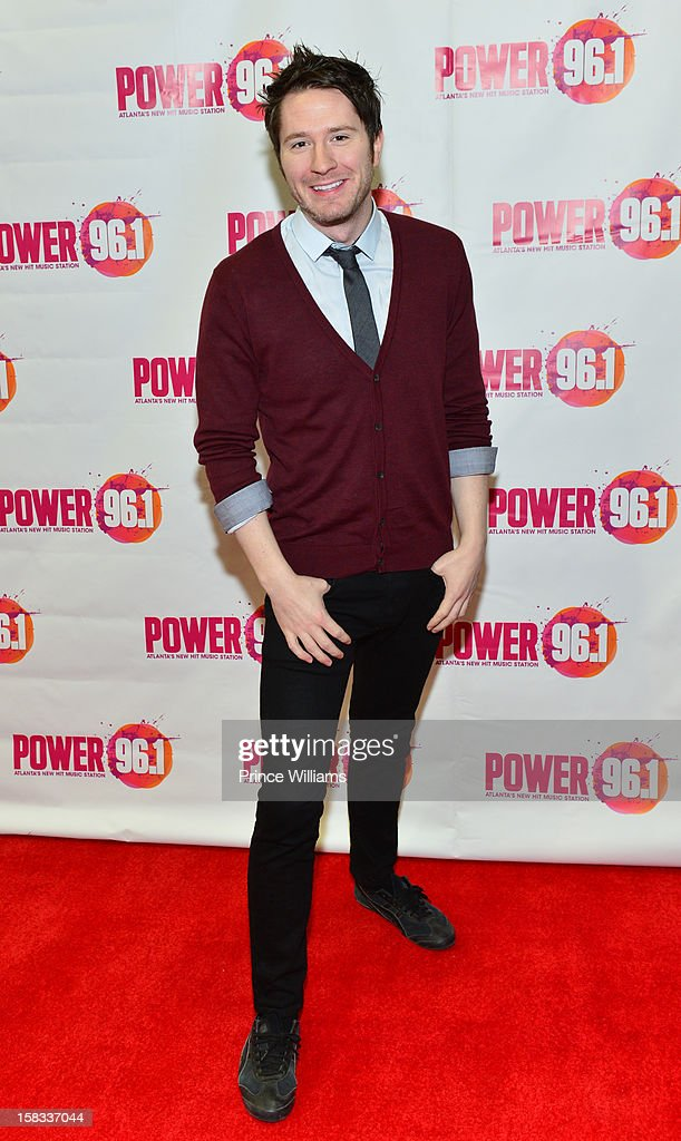 Adam Young attends Power 96.1's Jingle Ball 2012 at Phillips Arena on December 12, 2012 in Atlanta, Georgia.