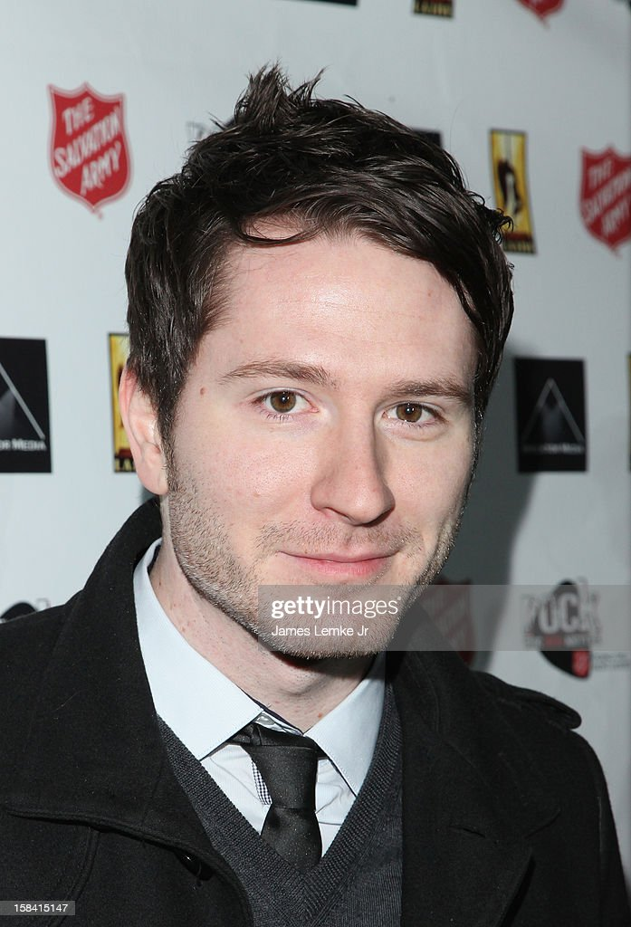 Adam Young from Owl City attends the 3rd Annual Rock The Red Kettle Concert Benefitting The Salvation Army held at the Nokia Theatre L.A. Live on December 15, 2012 in Los Angeles, California.