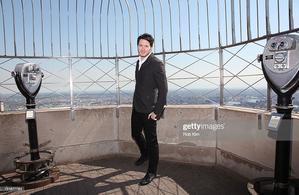 Owl City Visits The Empire State Building