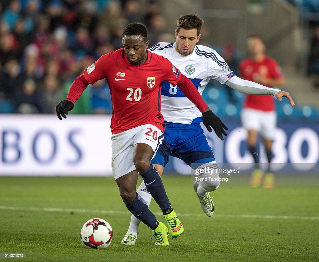 Norway v San Marino - FIFA 2018 World Cup Qualifier