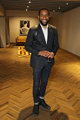 Opening Of Theaster Gates' Exhibition 'The Black Image...