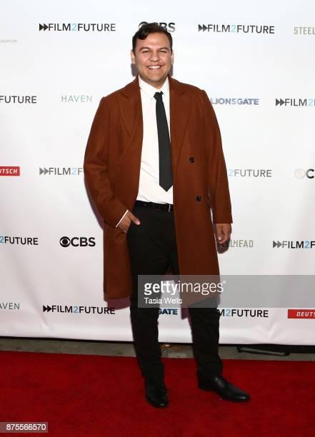 Adan Nolasco at the Film2Future Year 2 Awards Ceremony on November 16 2017 in Los Angeles California
