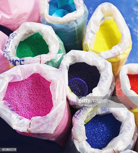 Ajoutez un peu de couleur à votre création
