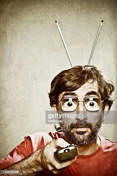 TV-Suchtkranker