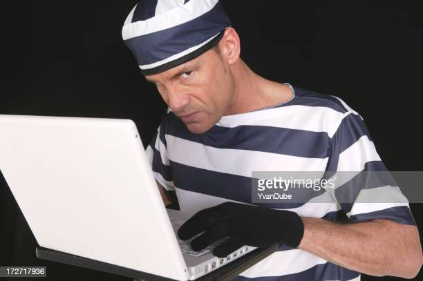addicted to computer or hacker