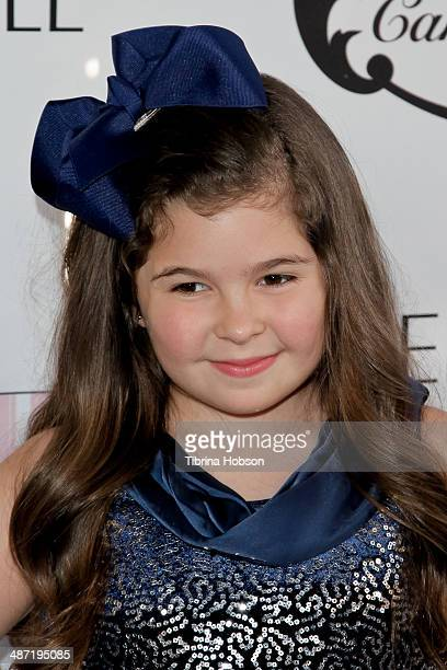 Addison Riecke attends Ryan Newman's glitz and glam sweet 16 birthday party on April 27 2014 in Hollywood California