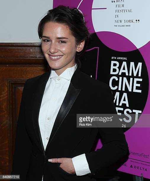 Addison Timlin attends the premiere of Little Sister during BAMcinemaFest 2016 at BAM Rose Cinemas on June 17 2016 in New York City