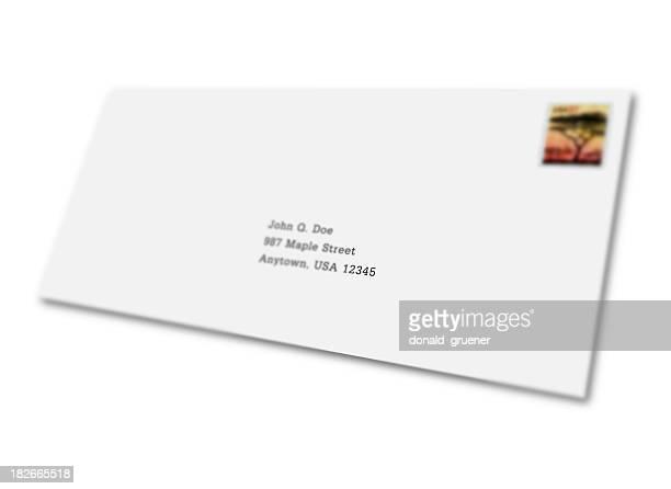 Addressed Envelope