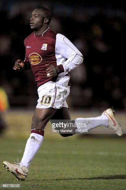 Adebayo Akinfenwa Northampton Town