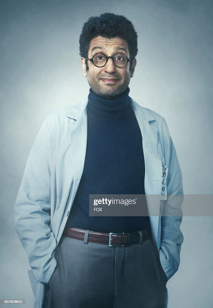 Adeel Akhtar in GHOSTED premiering Sunday, Oct. 1 (8:30-9:00 PM ET/PT) on FOX.