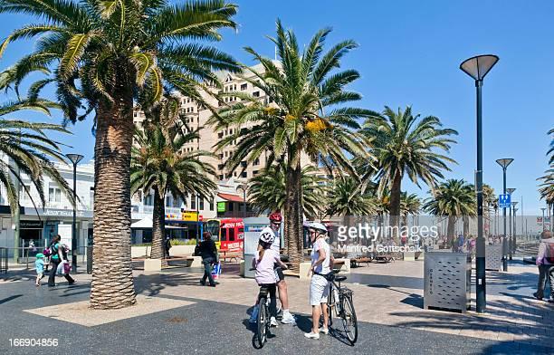 Adelaide beachside suburb of Glenelg