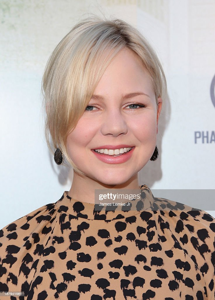<a gi-track='captionPersonalityLinkClicked' href=/galleries/search?phrase=Adelaide+Clemens&family=editorial&specificpeople=4687667 ng-click='$event.stopPropagation()'>Adelaide Clemens</a> attends the 'Generation Um' Los Angeles premiere presented by GenArt and Phase 4 Films held at the ArcLight Hollywood on May 2, 2013 in Hollywood, California.