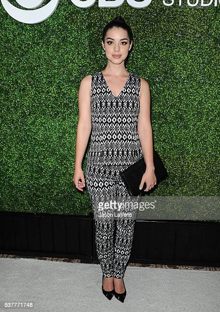 Adelaide Kane attends the 4th annual CBS Television Studios Summer Soiree at Palihouse on June 2 2016 in West Hollywood California