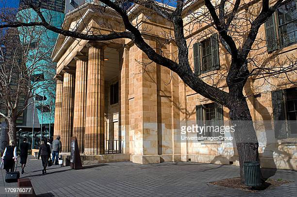 Adelaide Magistrates Court and Roma Mitchell Commonwealth Law Courts Building Adelaide South Australia SA Australia
