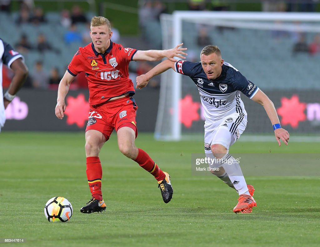 A-League Rd 3 - Adelaide v Melbourne