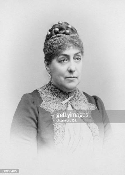 Adelige Mutter der Königin von Spanien Österreich F Schiller Originalaufnahme im Archiv von ullstein bild