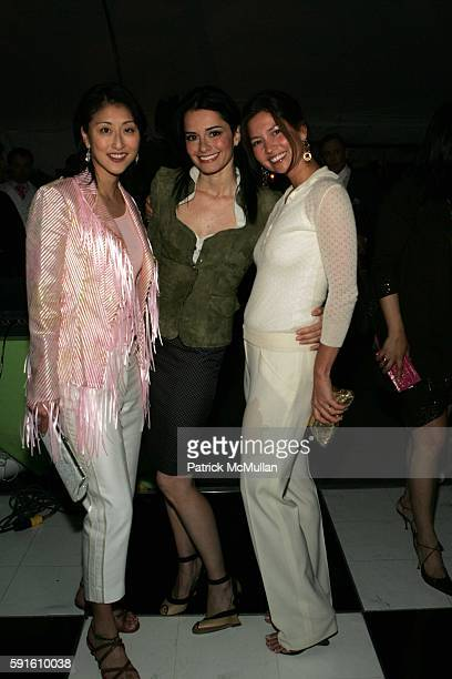 Adelina Wong Ettelson Dr Lisa Airan and Lottie Oakley attend A Magical Evening with New York's Finest Chefs at 'Taste of Summer' A Benefit for the...