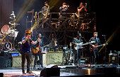 Zucchero Performs in Concert in Madrid