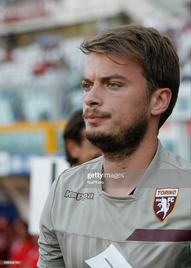 Adem Ljajic before the Tim Cup 20162017 match between Torino FC and FC Pro Vercelli at the Olympic Stadium of Turin on august 013 2016 in Torino italy