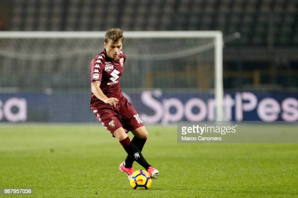 Adem Ljajic of Torino FC in action during the Serie A football match between Torino Fc and Cagliari Calcio Torino Fc wins 21 over Cagliari Calcio