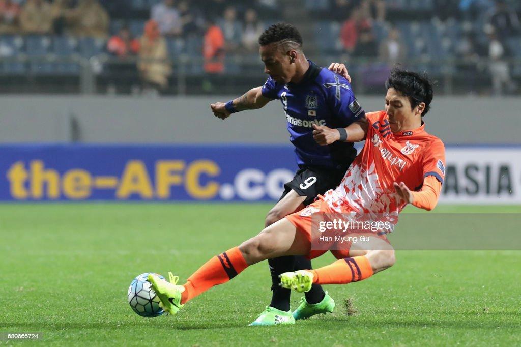 Jeju United FC v Gamba Osaka - AFC Champions League Group H