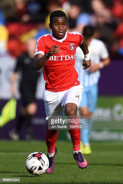 Ademola Lookman Charlton Athletic