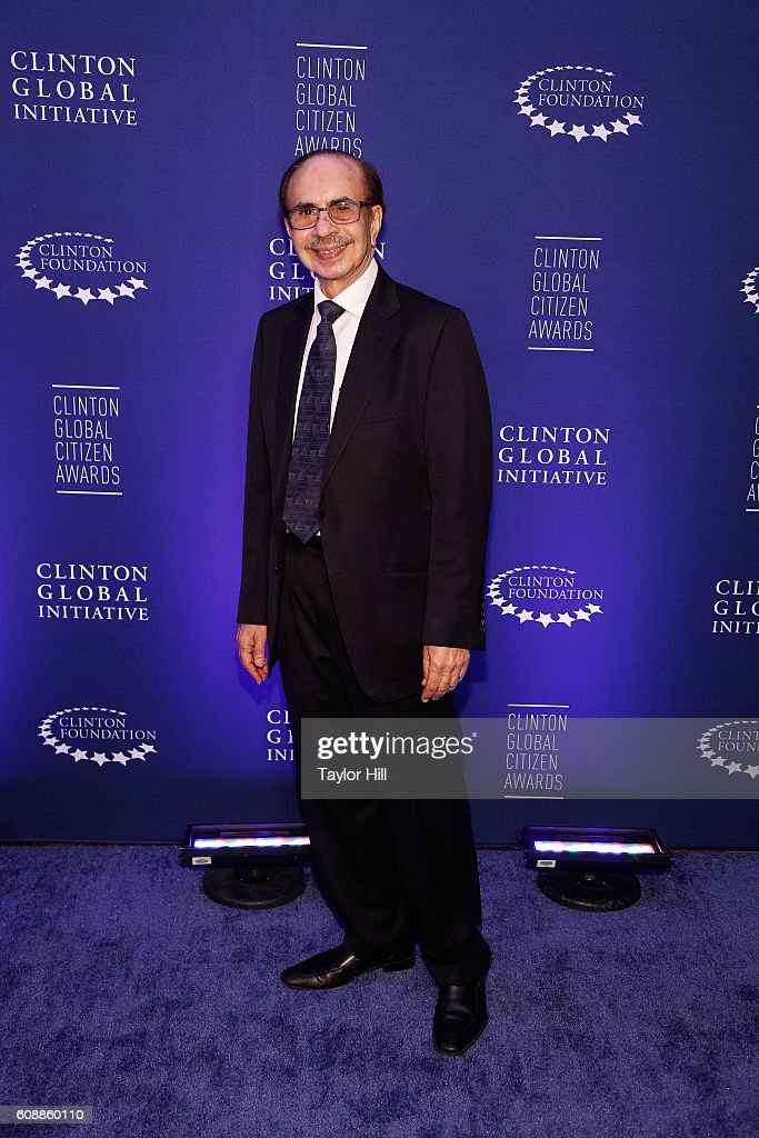 Adi Godrej attends the 2016 Clinton Global Citizen Awards at Sheraton New York Times Square on September 19, 2016 in New York City.