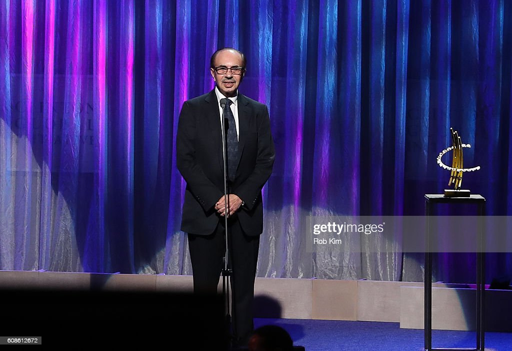 Adi Godrej speaks at the 10th Annual Clinton Global Citizen Awards at Sheraton New York Times Square on September 19, 2016 in New York City.