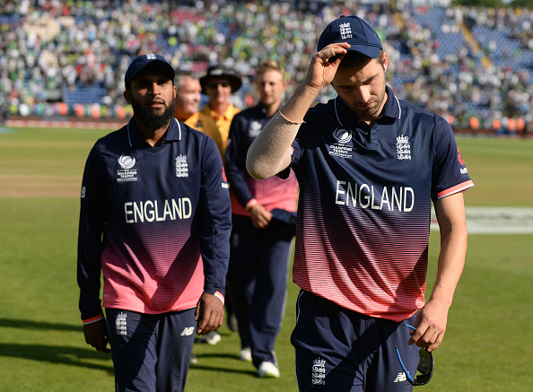 England v Pakistan - ICC Champions Trophy : News Photo